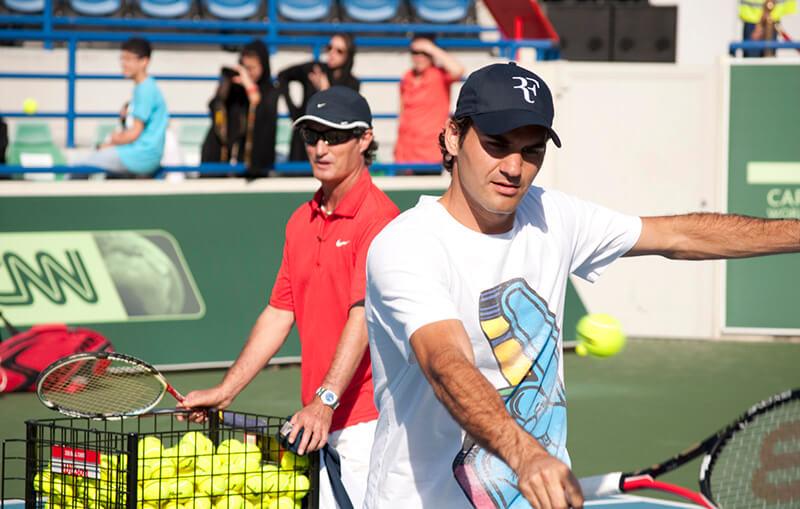 Strath and Federer